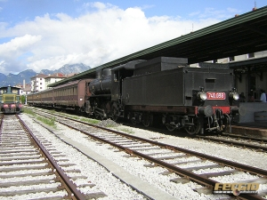 Locomotiva a vapore FS GR 740.038