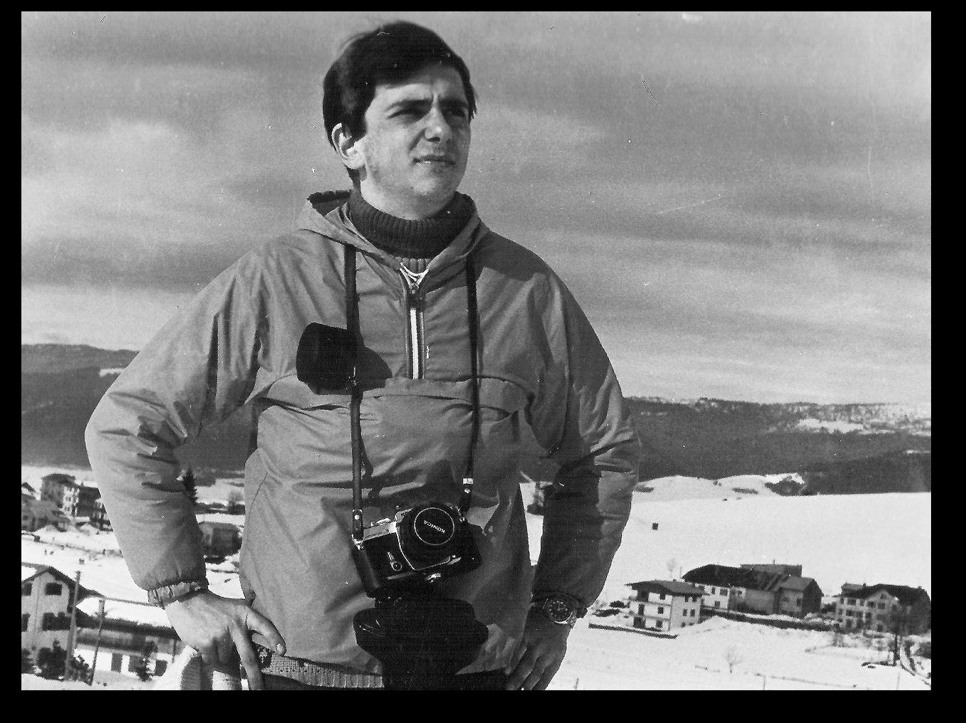 Giorgio Ferrato photographer & videomaker